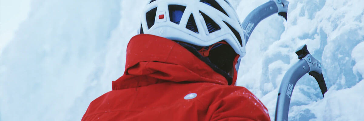 Fremhævede billeder 7 ekstreme sportsgrene du skal prøve til sommer Isklatring - 7 ekstreme sportsgrene du skal prøve til sommer