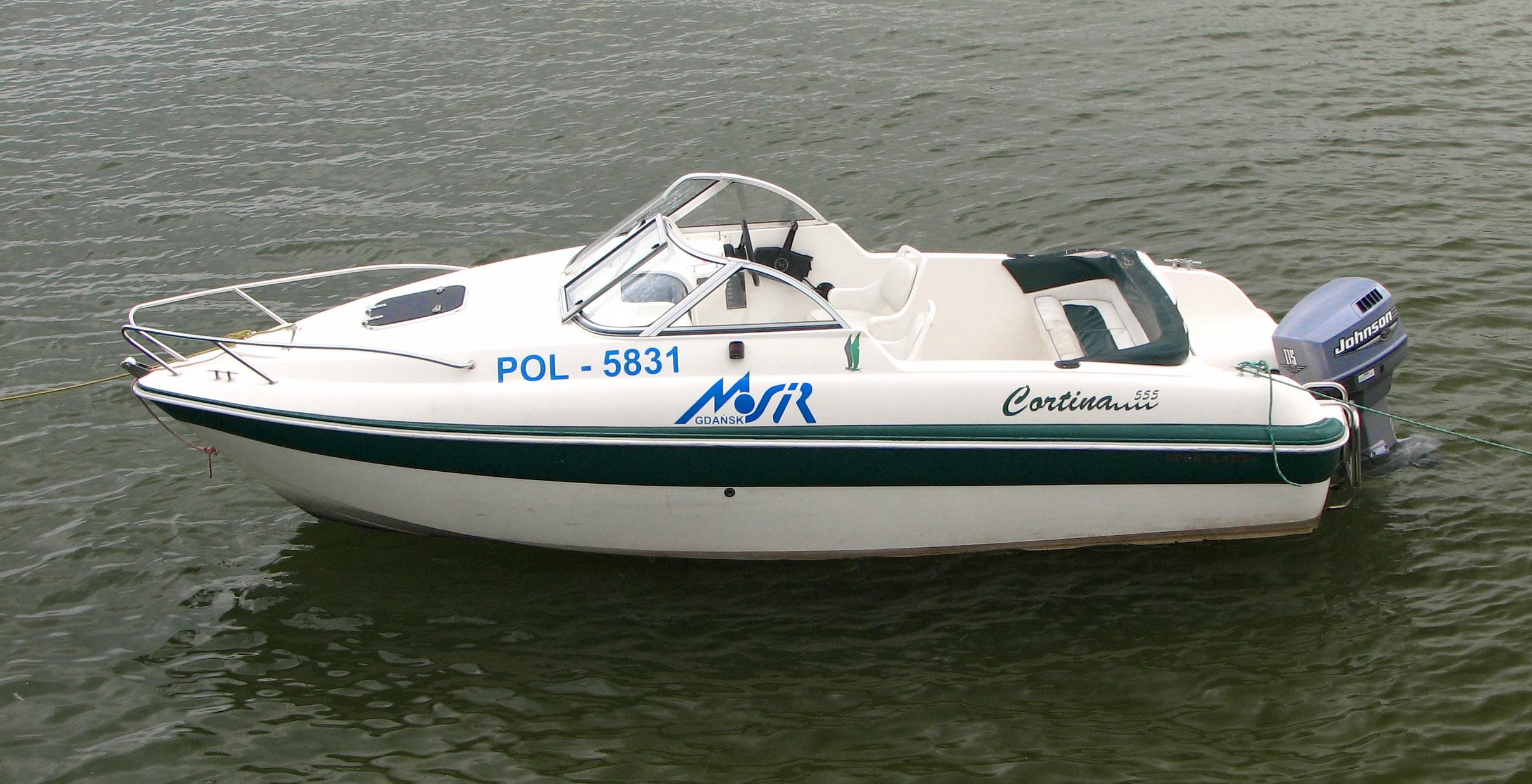 Brosen motor boat - Artikler