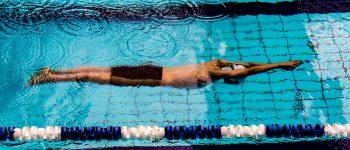 Klæd dig på i komfortabelt svømmeudstyr fra Aqua Sphere