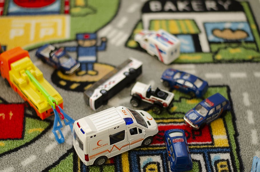 toy ambulance first aid toys - Artikler