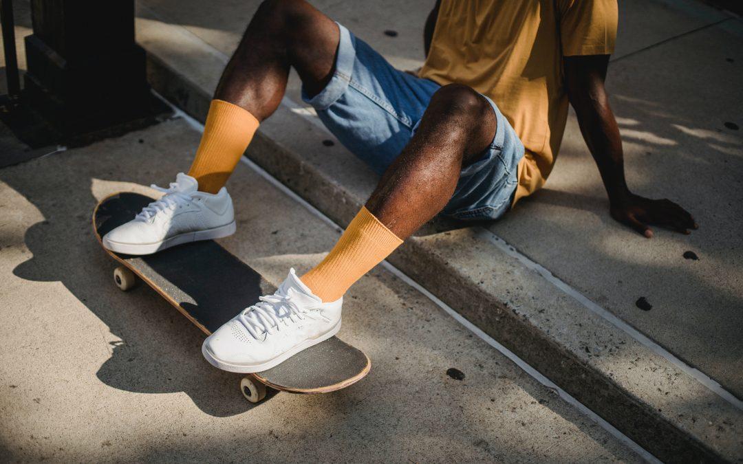 Fede skateboards fra The Boss Shop